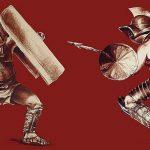Bezmięsna dieta gladiatorów iinnych antycznych wojowników