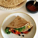 "Placki ROTI – indyjskie ""tortille"" – tylko2 składniki"