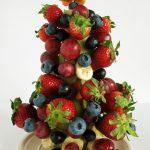 Drzewko zowoców – sałatka prosto zkrzaka – know-how
