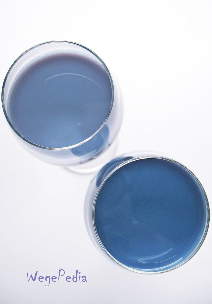 Niebieski barwnik z kapusty czerwonej – naturalny pigment spożywczy
