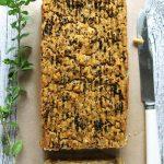 PASZTET zbiałej fasoli iorzechów – wegański przepis