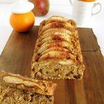 Wegańskie ciasto zjabłkami – przepis bezcukru itłuszczu