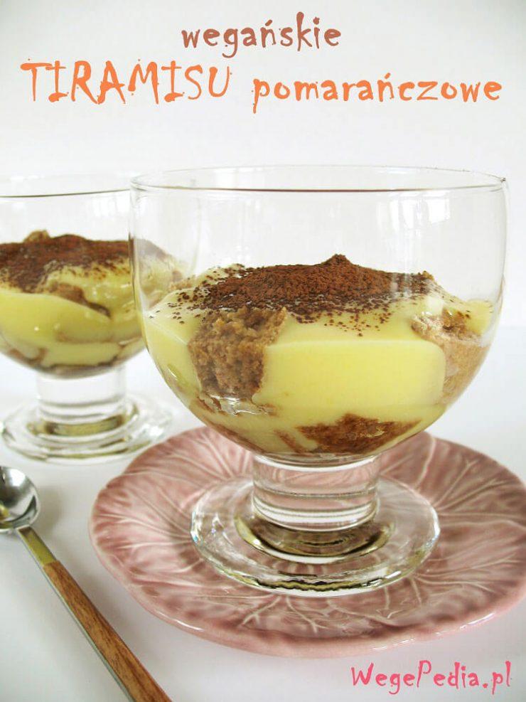 Wegańskie tiramisu - przepis na fit deser bez jajek