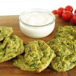 Wytrawne muffiny zeszpinakiem – indyjskie, bezglutenowe, fit