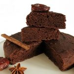 Wegańskie ciasto korzenne fit – przepis bezcukru inabiału
