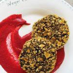 Wegańskie pieczone KOTLETY zczerwonej fasoli zpuszki – szybki przepis