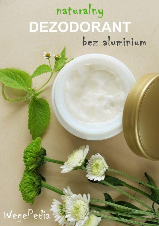 Naturalny DEZODORANT bez aluminium, z sody, 2 składniki