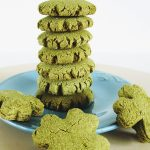 Wegańskie herbatniki zherbatą zieloną – bezglutenowe