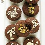 Ciastka zciecierzycy fit – wegańskie, bezoleju icukru