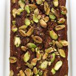 Ciasto DAKTYLOWE fit – bananowe, bezcukru, wegańskie