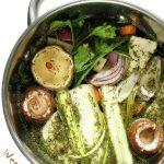 Jak ugotować BULION warzywny – prosty przepis