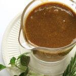 Wegański sos pieczeniowy – najlepszy przepis