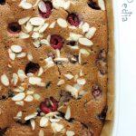 Wegańskie ciasto zowocami leśnymi – przepis bezcukru