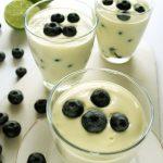Wegański krem cytrynowy ztofu – przepis nalekki deser