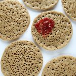 BAGHRIR fit – zdrowe placki drożdżowe bezjajek imleka