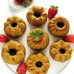 Wegańskie babeczki marchewkowe fit – bezcukru ioleju