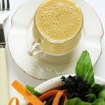 Pomarańczowy dressing dosałaty bezoliwy, wegański