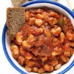 Fasolka pobretońsku fit – bezmięsa, wegetariańska
