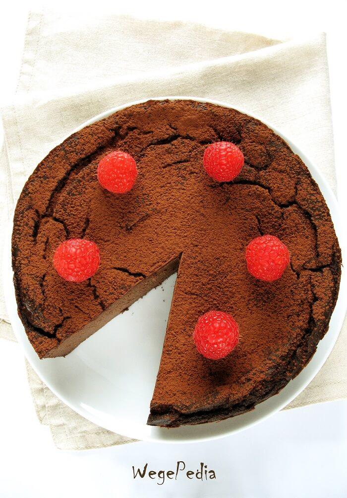 Fit tofurnik czekoladowy / kakaowy, prosty, bez agaru 2