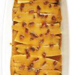 Pieczone banany zmasłem orzechowym, ekspresowe